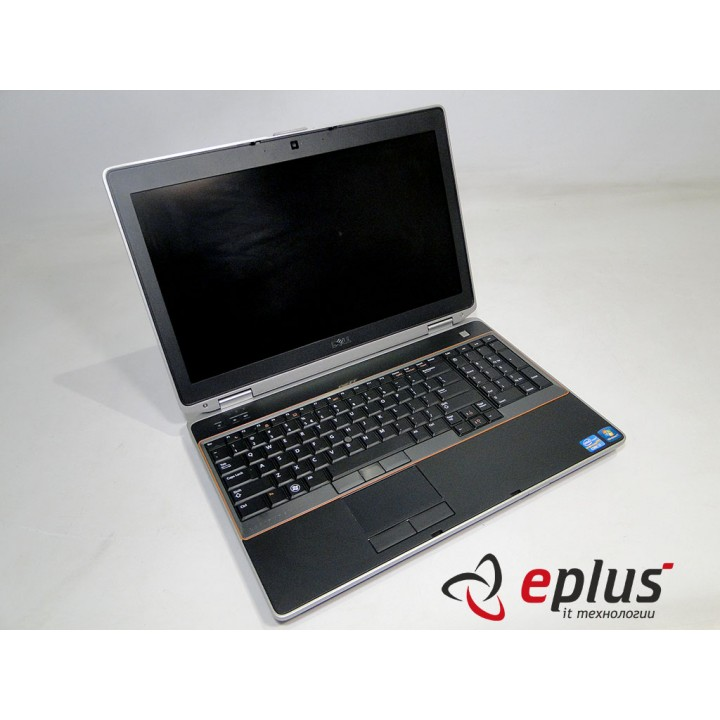 Ноутбук DELL E6520 HDD 500 GB/ LCD 15.6/ RAM 2 GB/ CPU CI7 2.7/  Б/у
