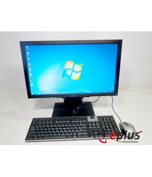 ПК Моноблок  DELL Optiplex 780 (USFF) HDD 160 GB/ RAM 4 GB/ CPU C2D 3.0 + Dell P2011HT Б/у