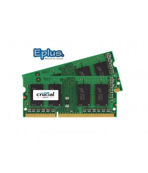 Память Crucial Micron SODIMM DDR3-1600 4096MB Б/у