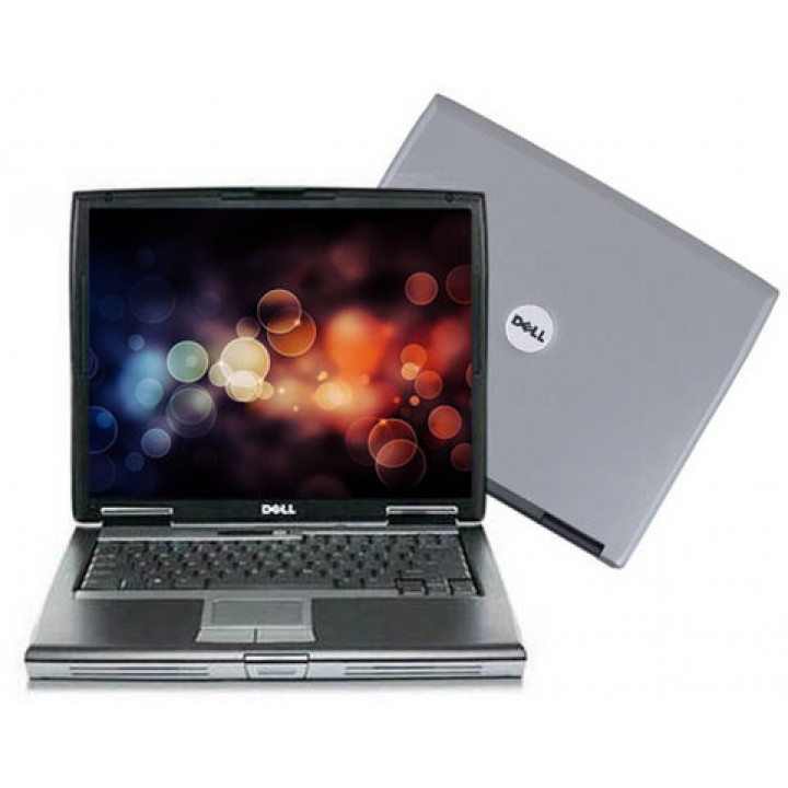 Ноутбук DELL Latitude D520 Celeron 60 GB 2 GB(DDR 2) 15 1.6 Ghz Intel 945GM Graphics Б/у