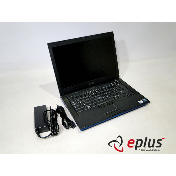 Ноутбук Dell Latitude E6400 14'' /CPU C2D 2.53/ RAM 3 ГБ/ HDD 160/ nVidia Quadro Blue Б/у