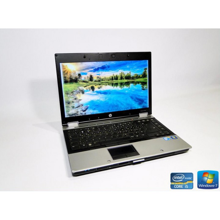 Ноутбук HP EliteBook 8440p Corei5/ RAM 4 ГБ/ HDD 250 ГБ/ HD Graphics Б/у