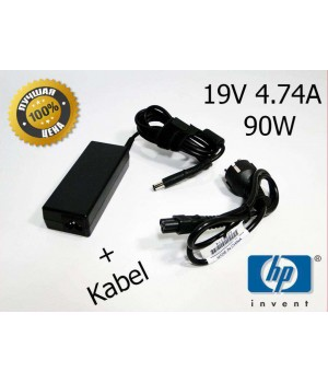 Блок питания для ноутбука HP (19V 4.74A 90W)