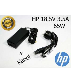 Блок питания для ноутбука HP Compaq (18.5V 3.5A 65W)