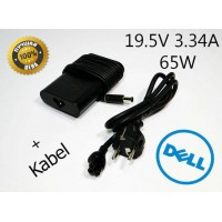 Блок питания Dell LA65NM130 (19.5V 3.34A 65W) Original + Kabel