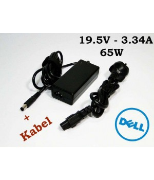 Блок питания для ноутбука Dell PA-12(19.5V 3.34A 65W) Original + Kabel