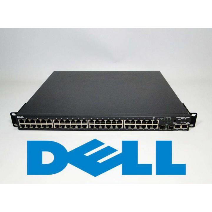 Коммутатор PowerConnect Dell 3448p