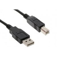 Кабель для принтера USB Dell A Male To B Male USB 2.0 180cm/1,8m