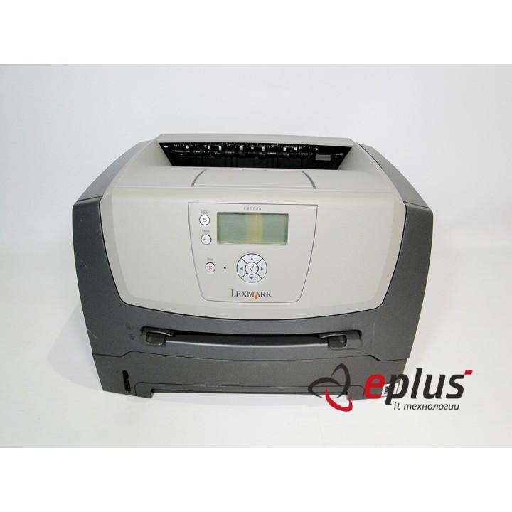 Принтер Lexmark E 450 DN  Б/у