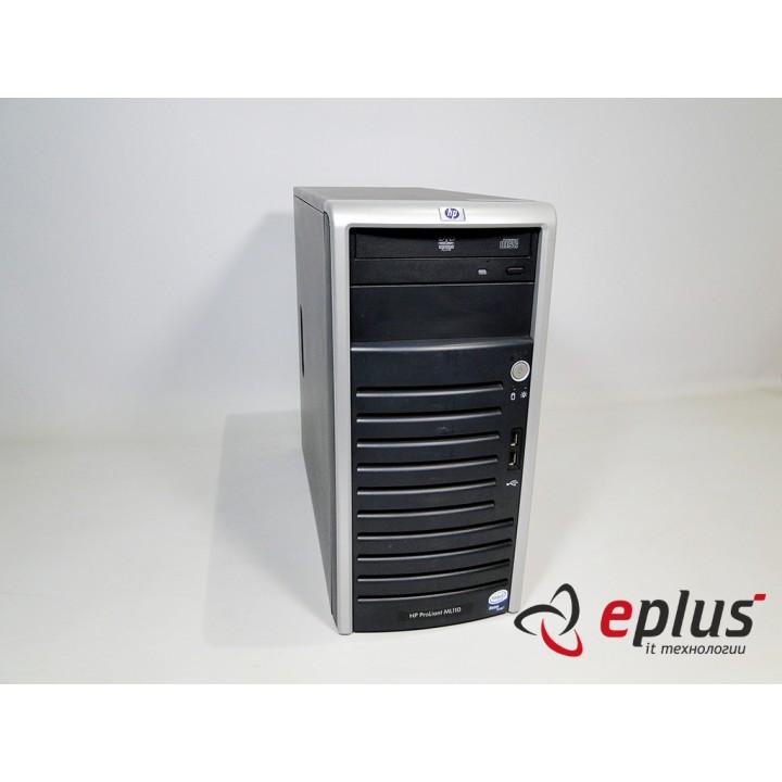 Сервер HP ProLiant ML110 (MT) HDD 250 GB/ RAM 2 GB/ CPU Xeon 3.0 б/у