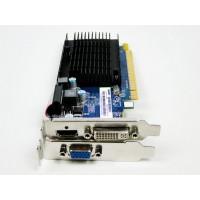 Видеокарта ATI RADEON HD5450 / HDMI / DVI / VGA / 512 MB Б/у