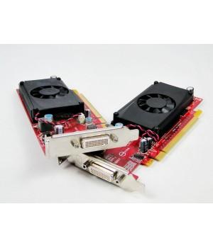 Видеокарта GeForce 310 / 512 MB / DVI для подключения на два монитора + подарок DVI to Dual VGA Б/у